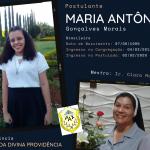 Junioristas, Noviças e Postulantes